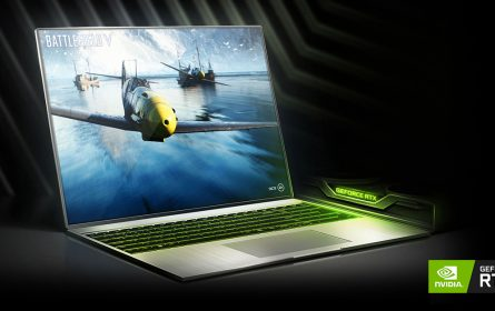 Nvidia GeForce RTX Gejming laptop