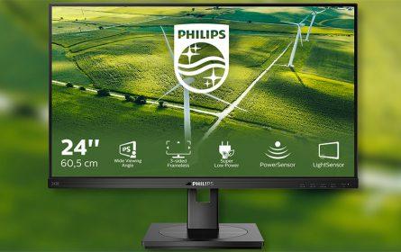 "Philips 242B1G 24"" Full HD IPS - produktivan i cjenovno prihvatljiv monitor"