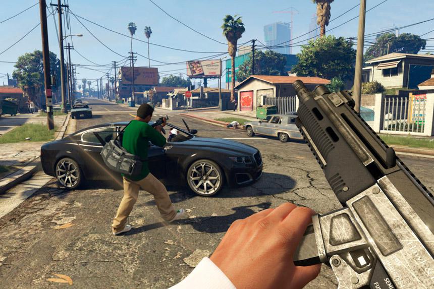 Povećan broj otimanja vozila i zločina povezan sa GTA franšizom?