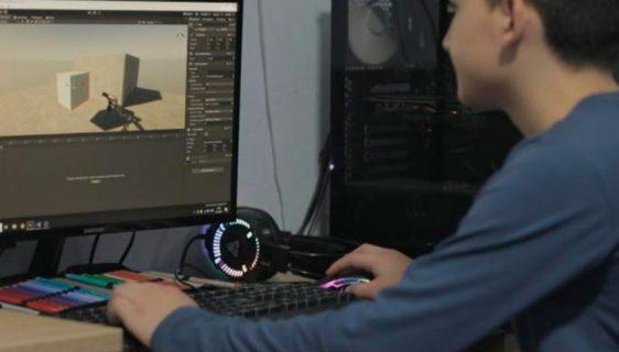 Sa 13 godina napravio video-igricu samo uz pomoć tutorijala