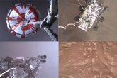 Pogledajte video snimak slijetanja rovera Perseverance na Mars