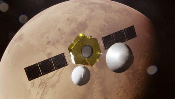 Kineski vasionski brod Tianwen-1 ušao u orbitu Marsa