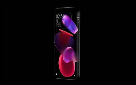 Xiaomi konceptni telefon koji ima hiperčetverougaoni zakrivljeni ekran