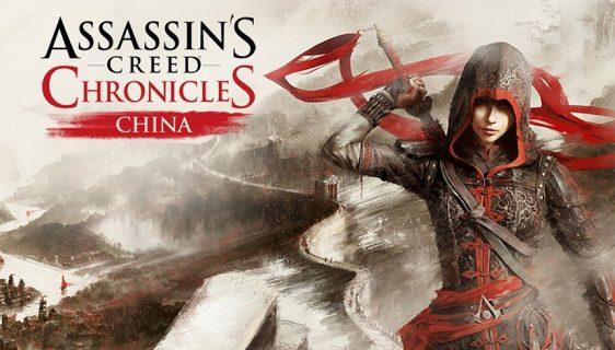 Assassin's Creed Chronicles: China besplatan na uPlay prodavnici
