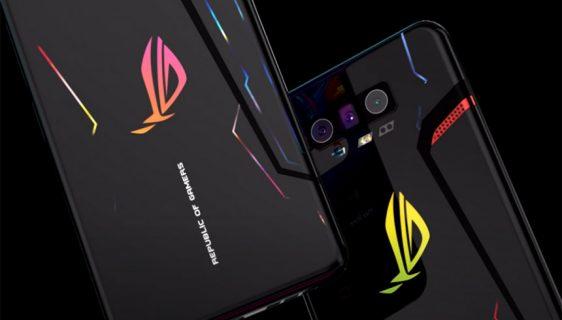 Asus ROG Phone 5 ilustracija