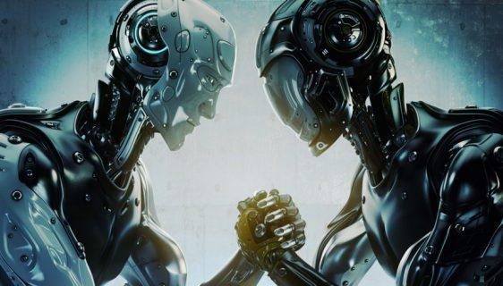 Evgenije Kuznjecov: Ratovi budućnosti će biti borba robota