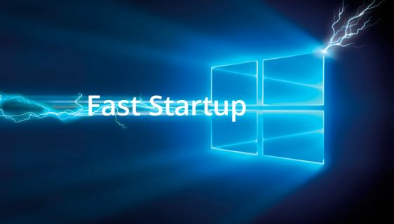 Fast Startup funkcija za brže pokretanje računara