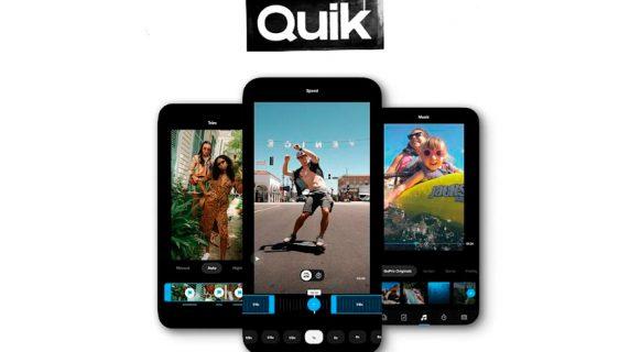 GoPro Quik aplikacija