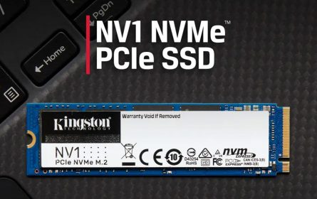 Kingston najavio NV1 NVMe PCIe SSD disk