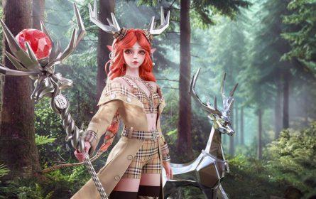 Burberry dizajnirao odjeću za najveću kinesku video-igru