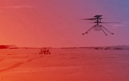 NASA planira probni let za prototip helikoptera Ingenuity iznad Marsa