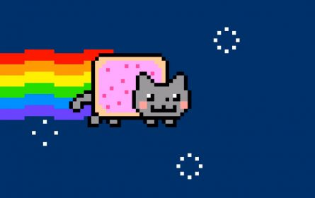Nyan Cat animacija