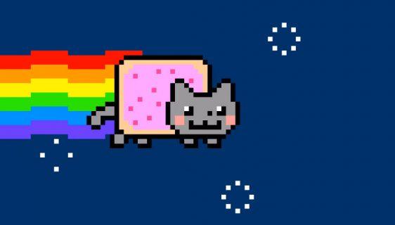 Nyan Cat animacija