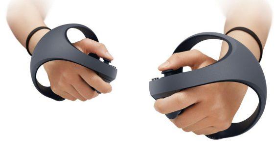 Pogledajte kako izgleda novi VR kontroler za PlayStation 5
