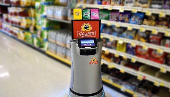 """Robot """"Smajli"""" će vas pratiti po prodavnici i nuditi vam slatkiše (Foto: Mars Wrigley)"""