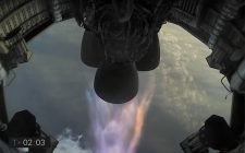 Srušio se još jedan protutip SpaceX rakete