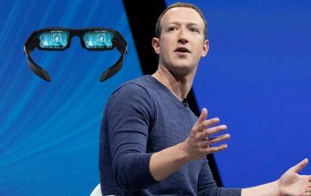 Zuckerberg tvrdi da je osmislio pametne naočare