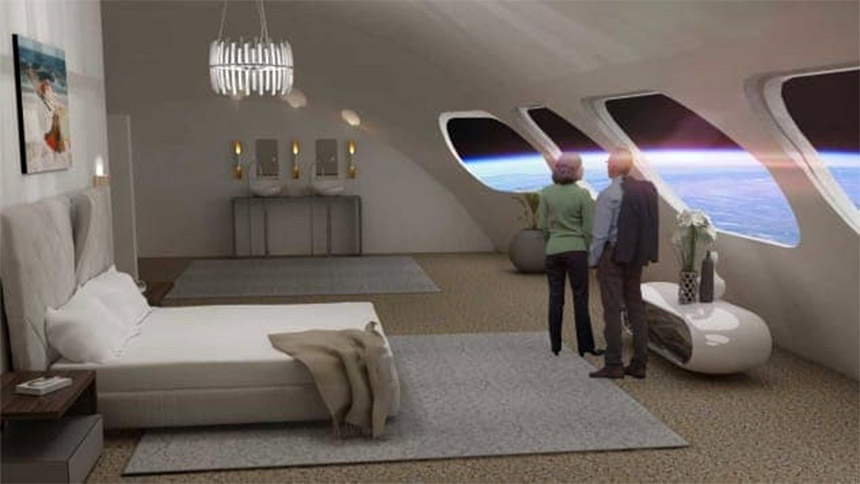Prvi hotel u svemiru