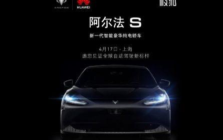 Arcfox najavio električni automobil AlphaS HBT sa Huawei 5G i Harmony OS