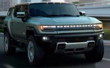 GM predstavio električnog teškaša - Hummer EV SUV