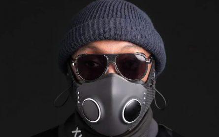 Honeywell napravio Xupermask - futurističku masku za lice repera Will.i.am-a