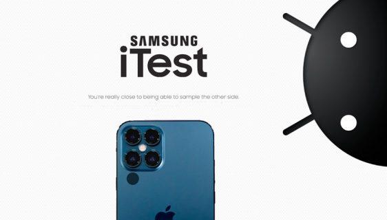 Samsung iTest aplikacija pretvariće vaš iPhone u Galaxy telefon