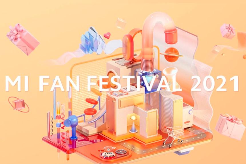 Xiaomi Mi Fan Festival 2021